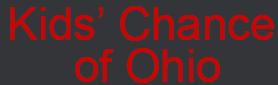 KidsChanceofOhio Logo